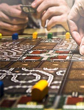 Juegos de mesa frikis