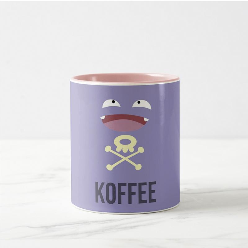 taza koffee pokemon